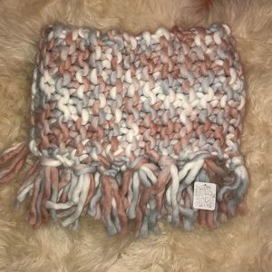 Free People Knit Infinity Scarf NWT
